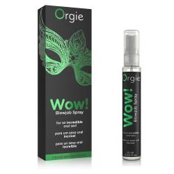 Спрей для орального секса WOW! 10мл Orgie (Бразилия-Португалия)