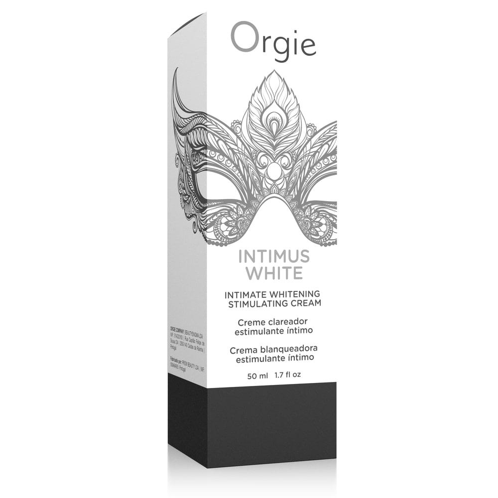 Жидкий вибратор - Возбуждающий гель для женщин с эффектом осветления кожи, Orgie 1