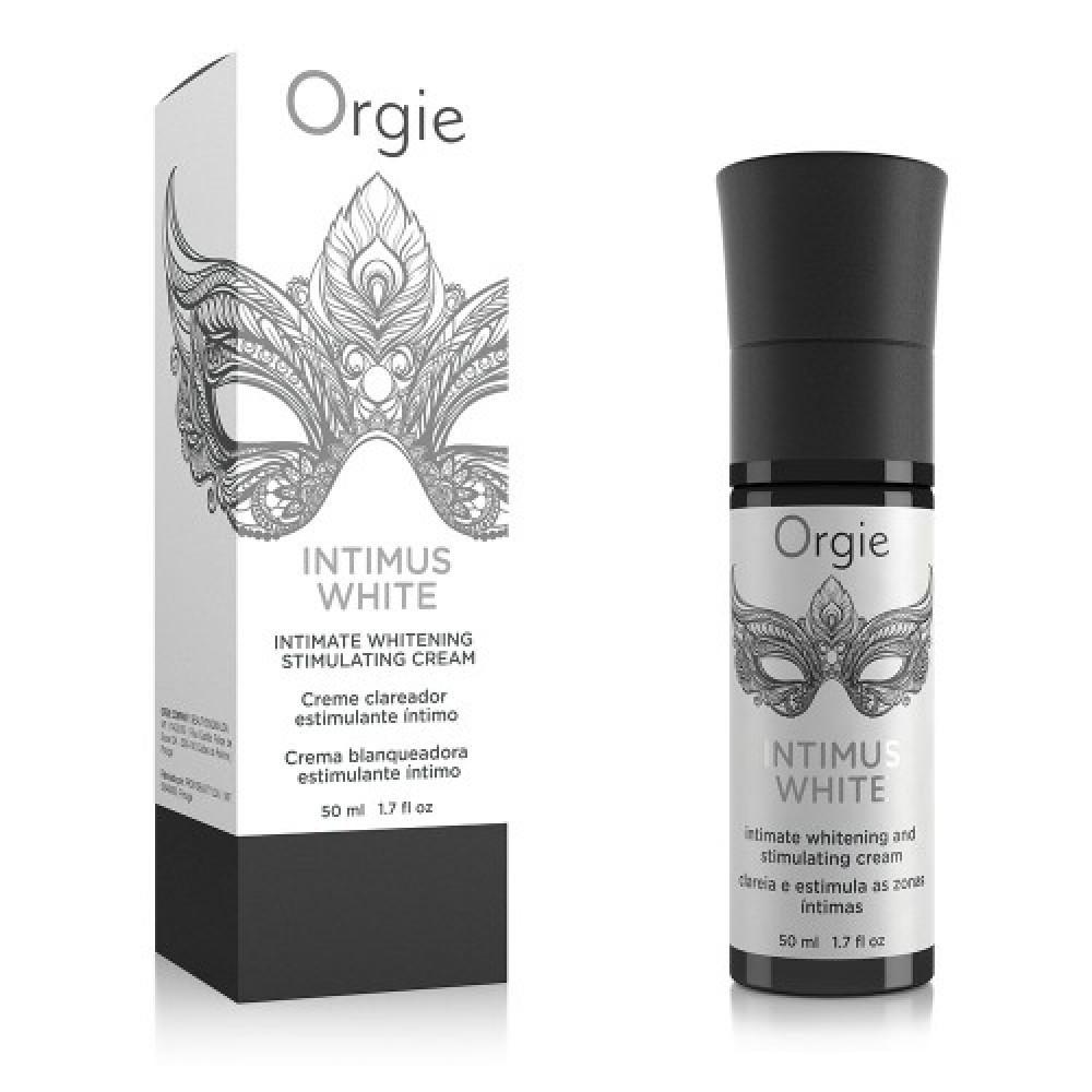 Жидкий вибратор - Возбуждающий гель для женщин с эффектом осветления кожи, Orgie