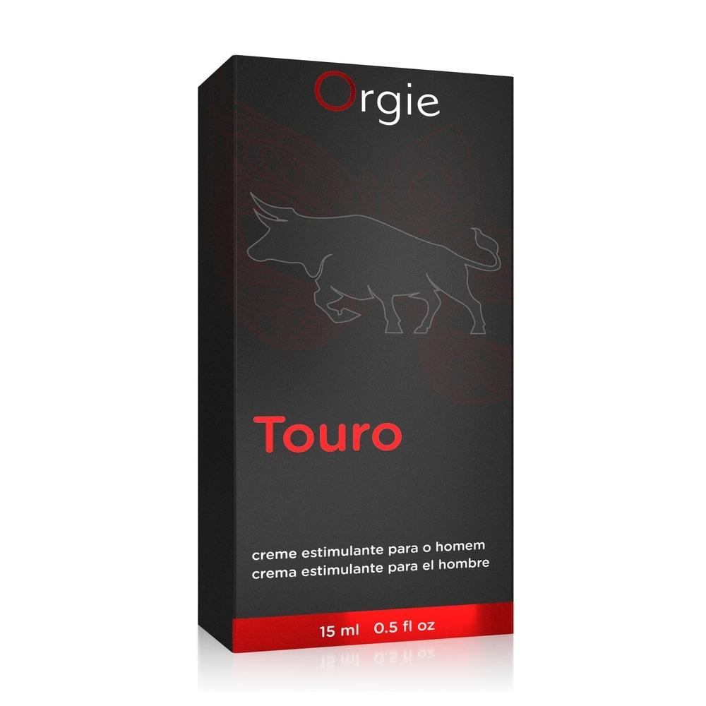 Мужские возбудители - Гель для усиления эрекцииTOURO, 15 млс таурином и гингко билобаOrgie (Бразилия-Португалия) 2