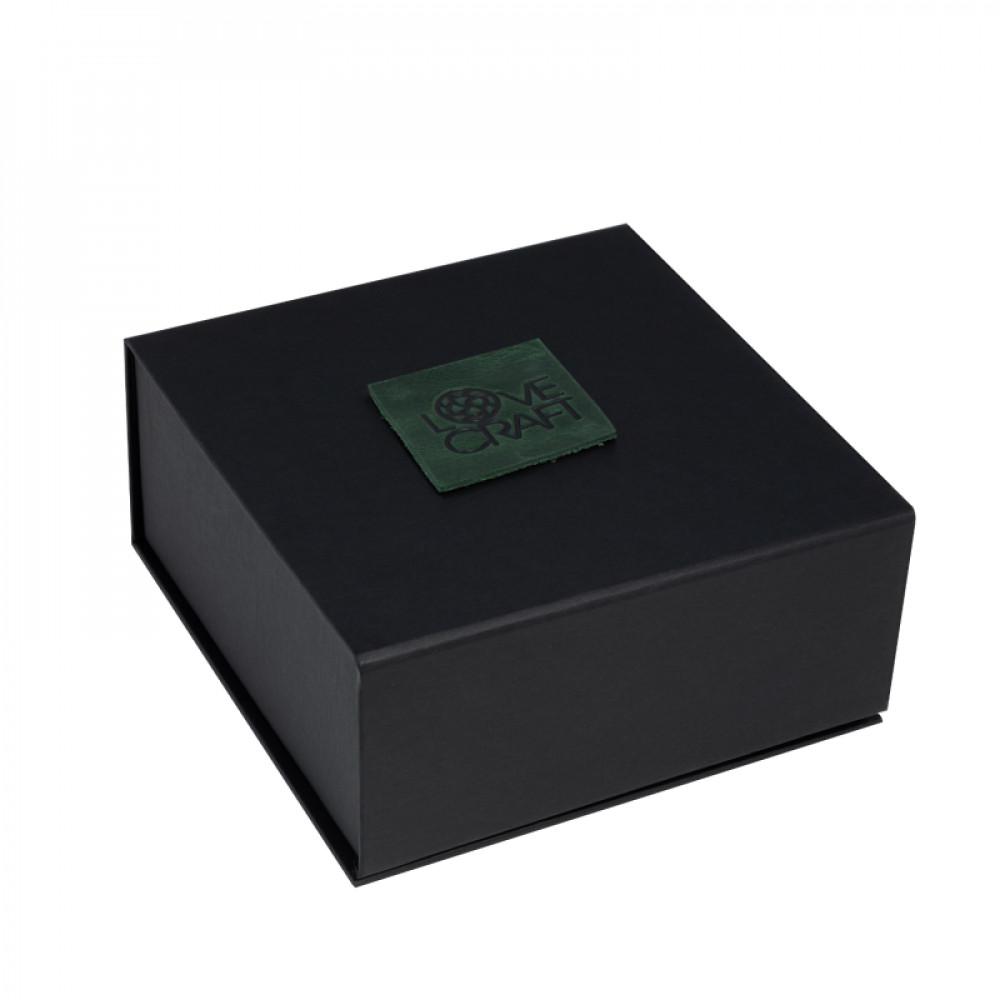 БДСМ ошейники - Ошейник LOVECRAFT размер S зеленый 3