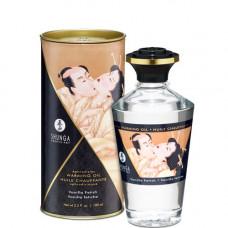 Разогревающее масло Shunga Vanilla Fetish