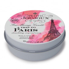 Массажная свечa Petits Joujoux - Paris - Vanilla and Sandalwood (43 мл)