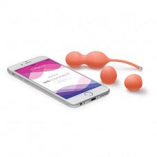 Вагинальные шарики с вибрацией Bloom Kegel Balls WE-VIBE (Канада)