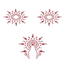 Пэстис Petits Joujoux Gloria set of 3 - Red