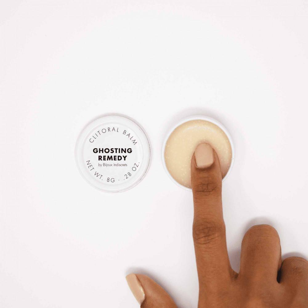Жидкий вибратор - Бальзам для клитора  Clitherapy: GHOSTING REMEDY  аромат ветивера  Bijoux Indiscrets (Испания)