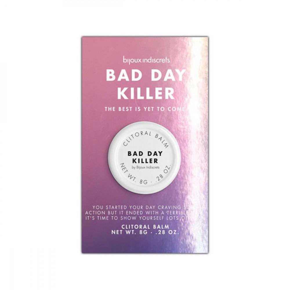 Жидкий вибратор - Бальзам для клитора  Clitherapy: BAD DAY KILLER аромат звёздного аниса 2