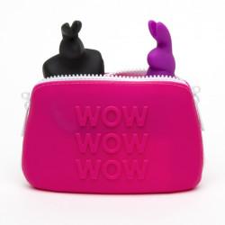 Кейс для секс игрушек  WOW маленький  Happy Rabbit (Великобритания)