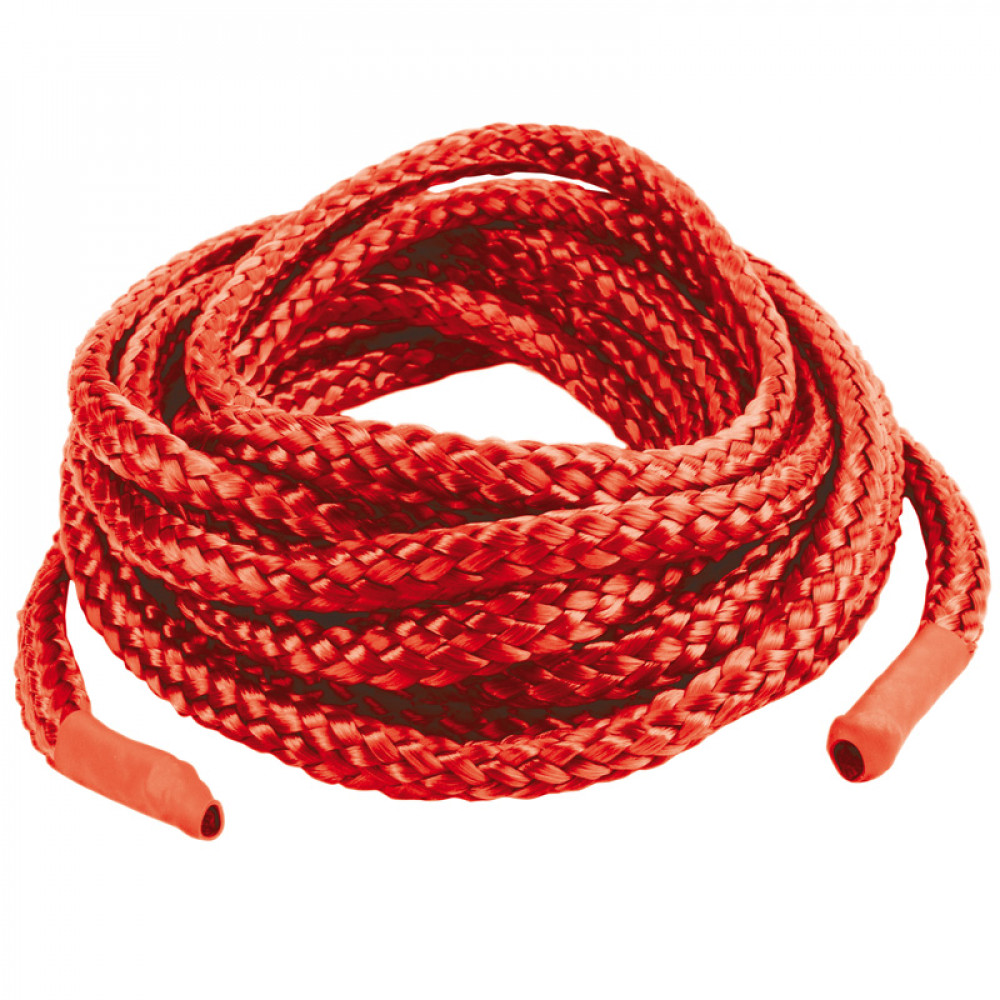 БДСМ наручники - Веревка для связывания 3 м, Japanese Silk Love Rope™ , пурпурный