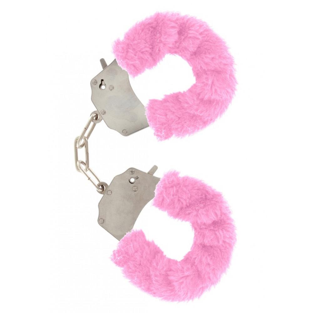 БДСМ игрушки - Наручники Furry Fun Cuffs  , черный