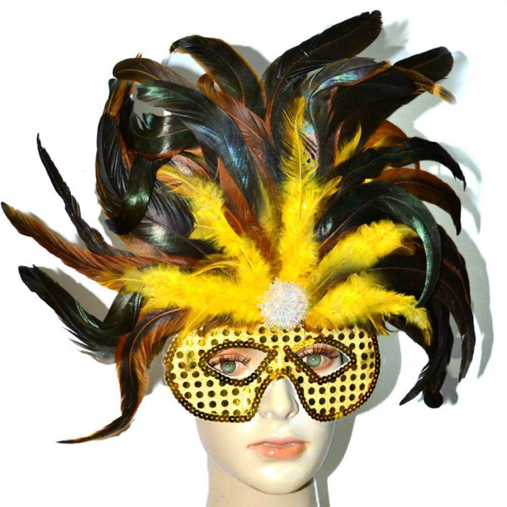 Аксессуары для эротического образа - Карнавальная маска