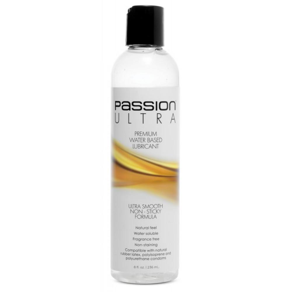 Смазка на водной основе - Лубрикант PassionUltra Premium Water-based Lube, 236 мл