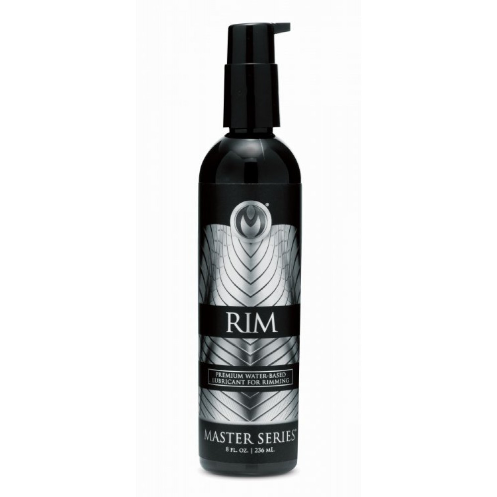 Оральные смазки - Лубрикант Rim Premium Water Based Lubricant for Rimming, 236 мл