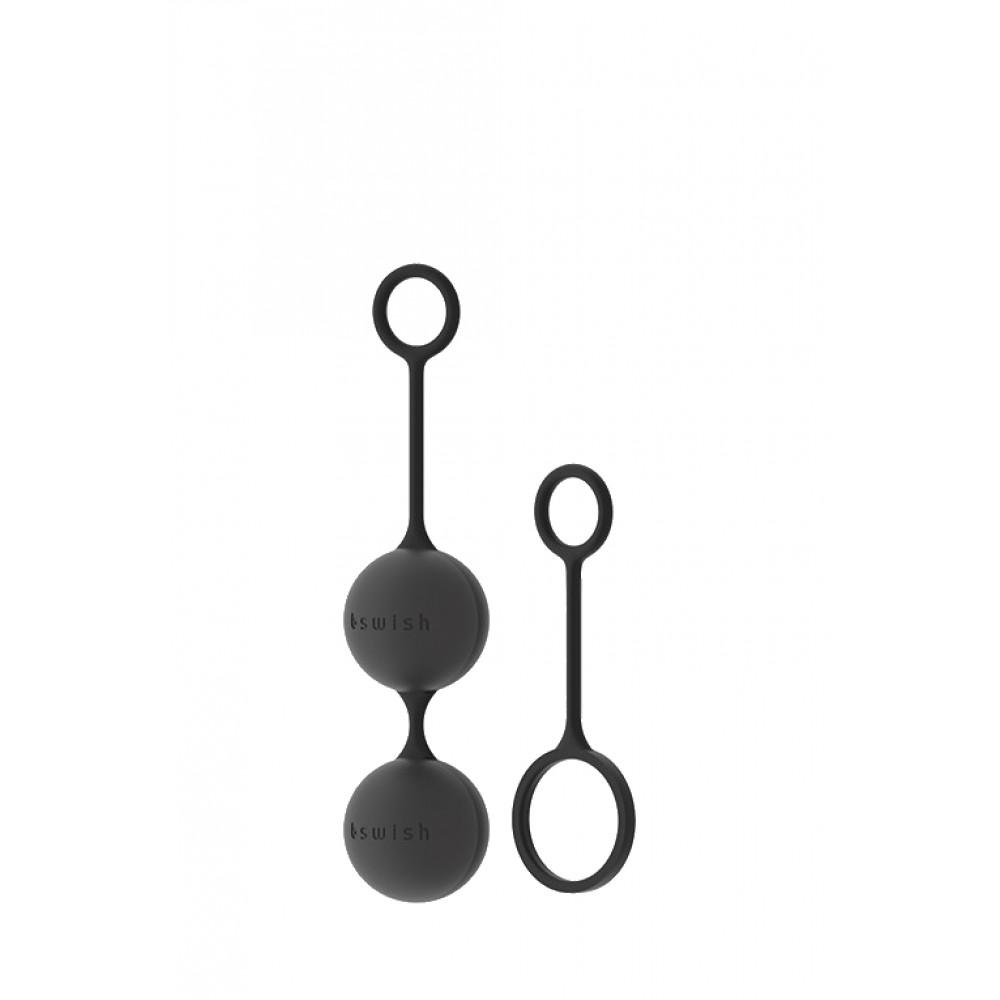 Вагинальные шарики - Вагинальные шарики B Swish bfit Classic Black, черный