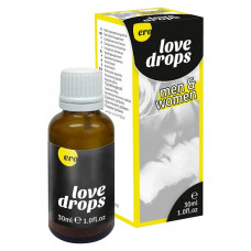 Возбуждающие капли унисекс Love Drops, 30 мл