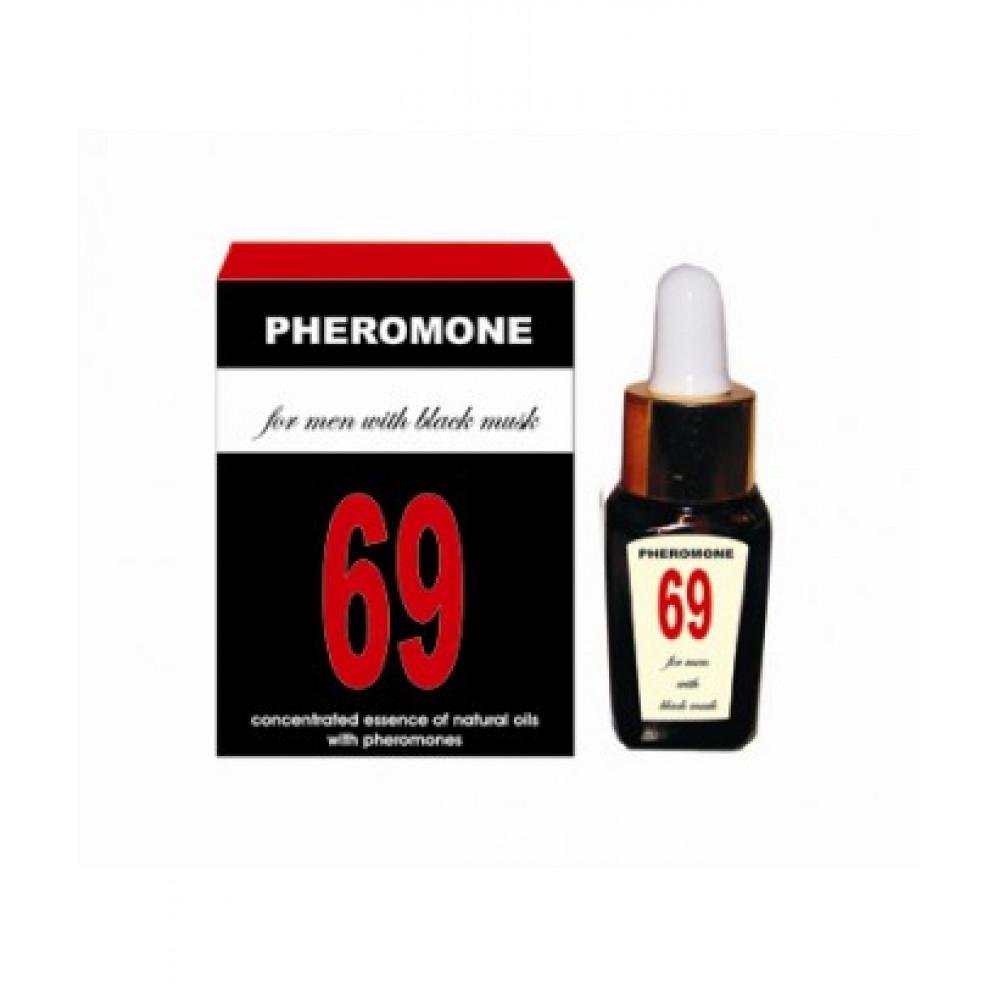 Парфюмерия - Pheromone 69 для мужчин 5 мл