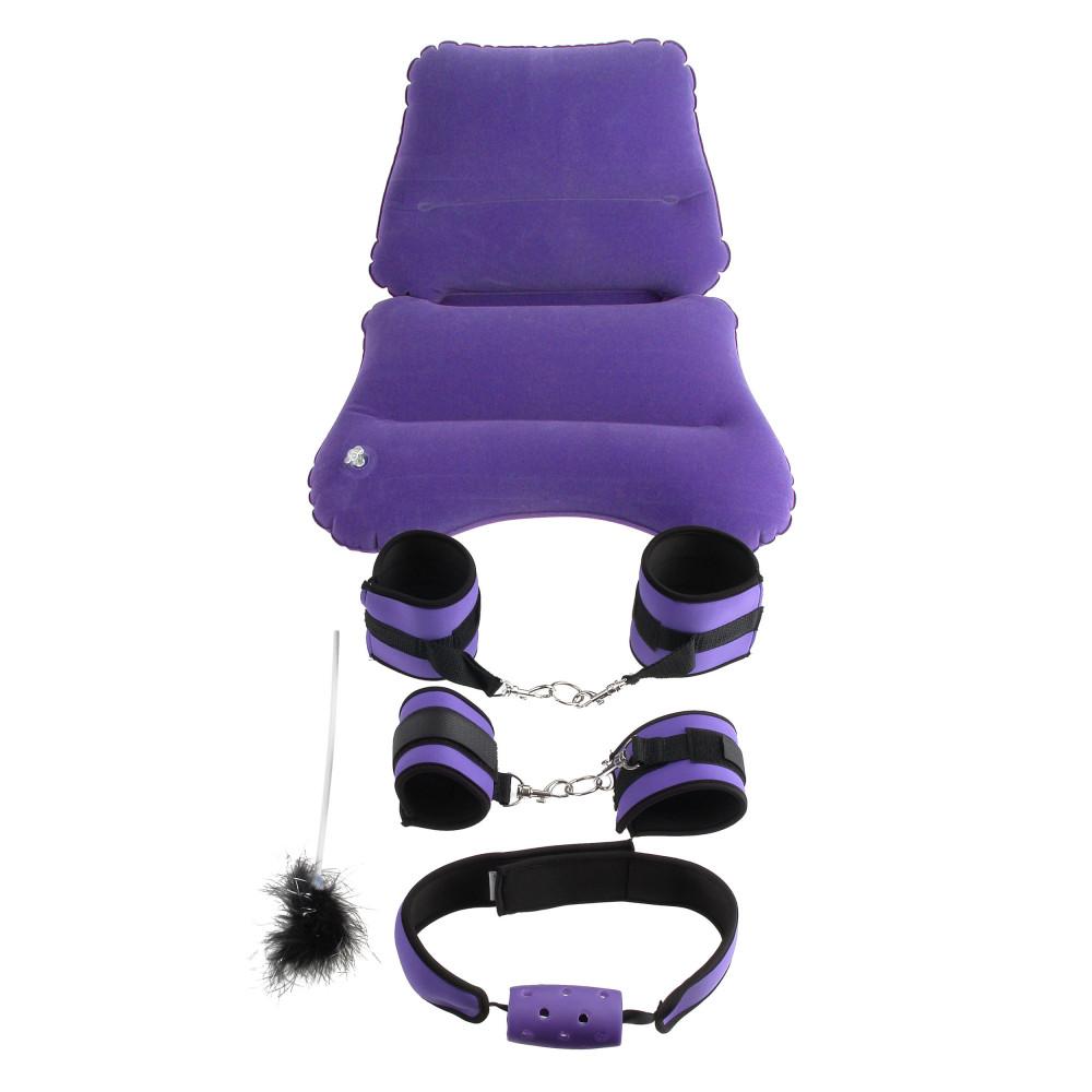Наборы для БДСМ - Набор Fetish Fantasy Series Purple Pleasure Bondage Set