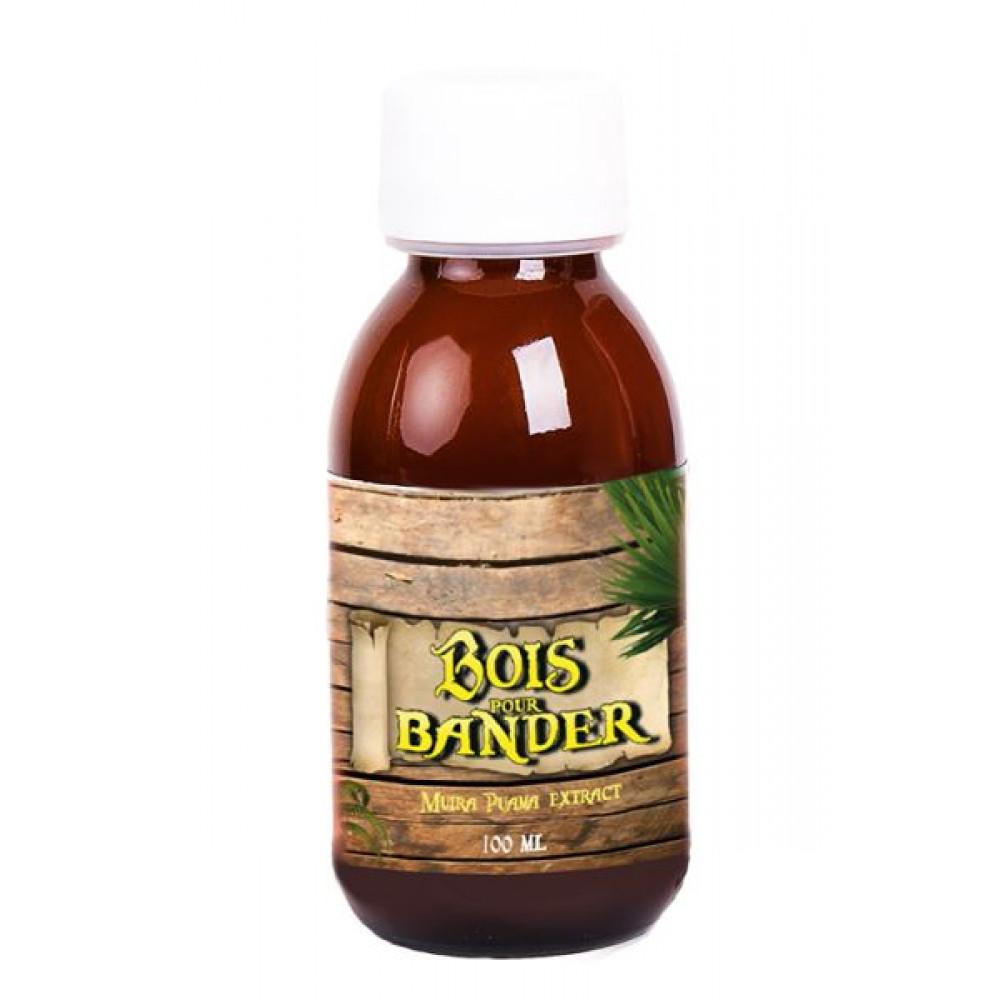 Возбуждающие капли - Капли для увеличения либидо унисекс BOIS POUR BANDER BRESILIEN 2
