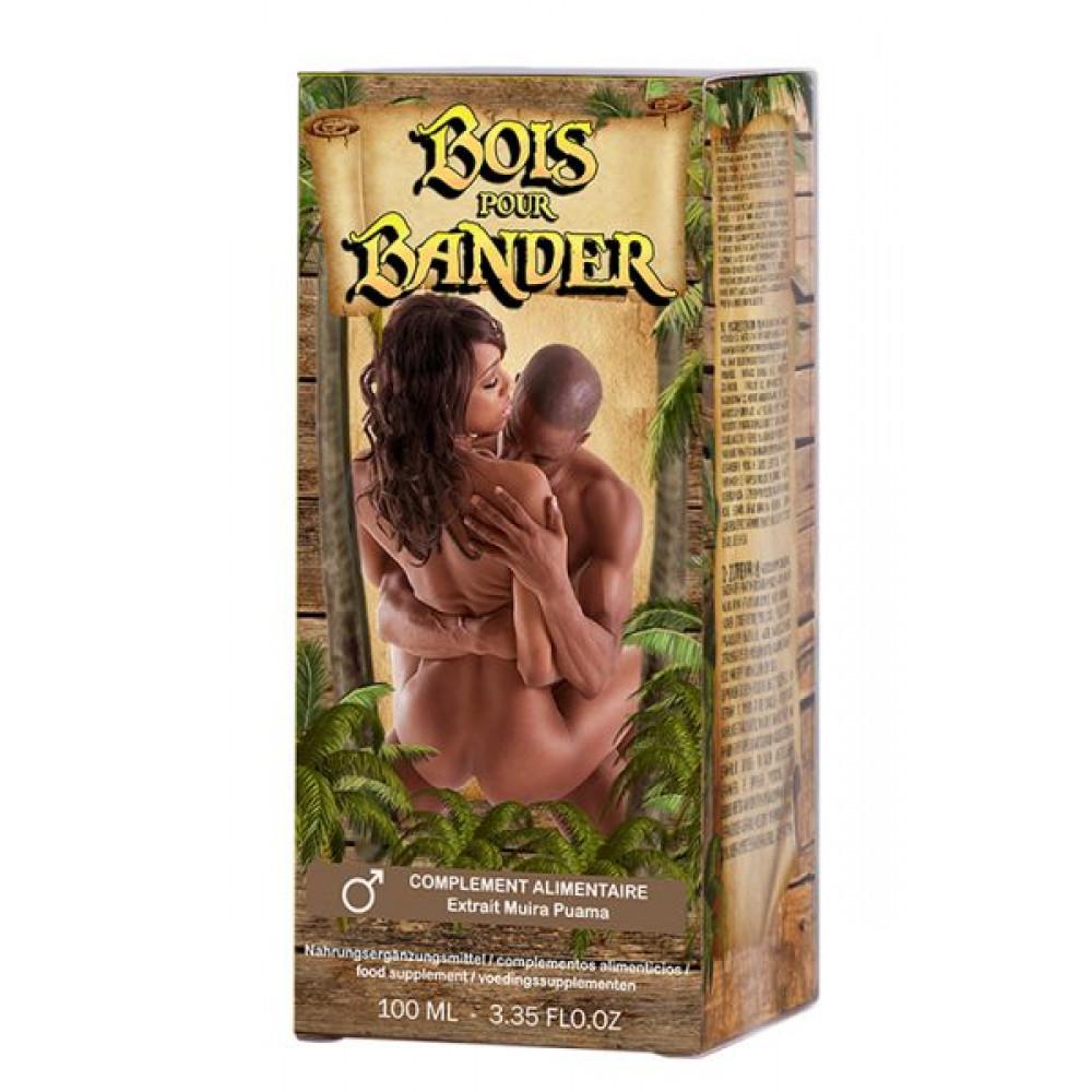 Возбуждающие капли - Капли для увеличения либидо унисекс BOIS POUR BANDER BRESILIEN 1