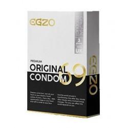 """Плотнооблегающие презервативы EGZO """"Original"""""""