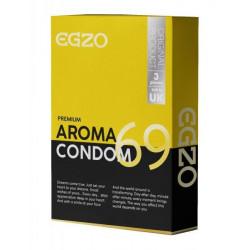 "Ароматизированные презервативы EGZO ""Aroma"""