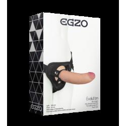 Страпон женский EGZO Evolution