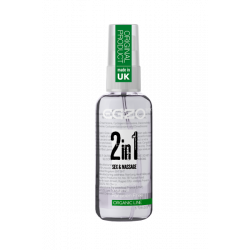 Вагинальный силиконовый органический лубрикант EGZO