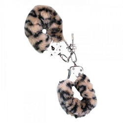 Наручники  Metal Handcuff, Leopard
