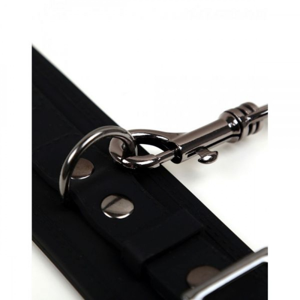 БДСМ наручники - НаручникиизсиликонаPornhubSiliconeWristBuckles 1