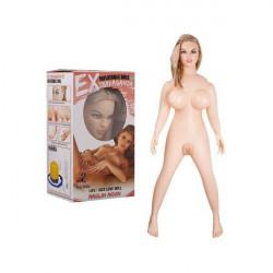 Реалистичная секс кукла EXTRAVAGANZA - MADLIN MOON