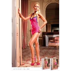 Пеньюар Pink-Purple Lace Dress