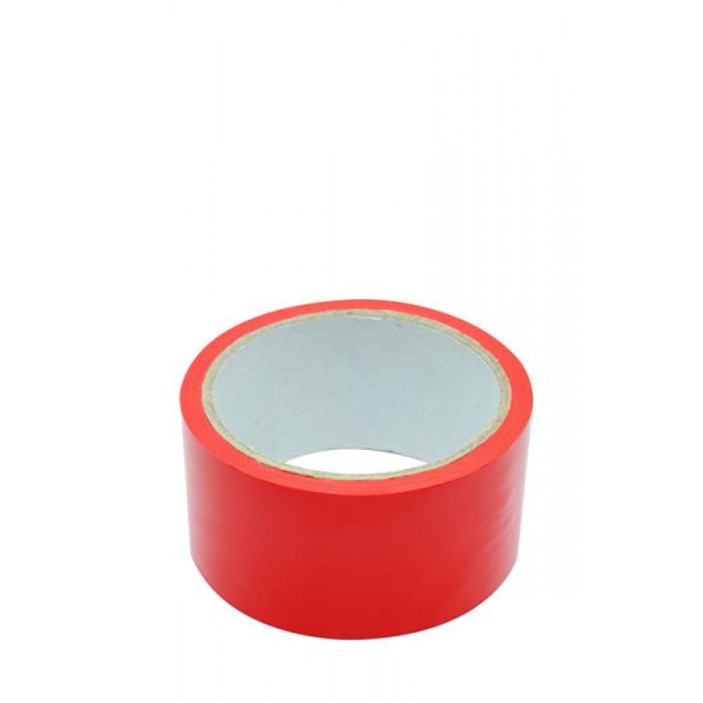 БДСМ наручники - Бондажная лента  BLAZE BONDAGE TAPE 18M RED