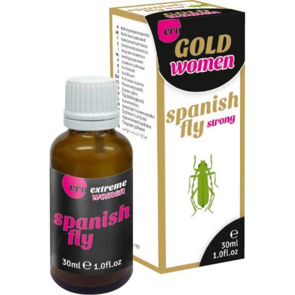 Возбуждающие капли - Возбуждающие капли для женщин ERO Spainish Fly, 30 мл