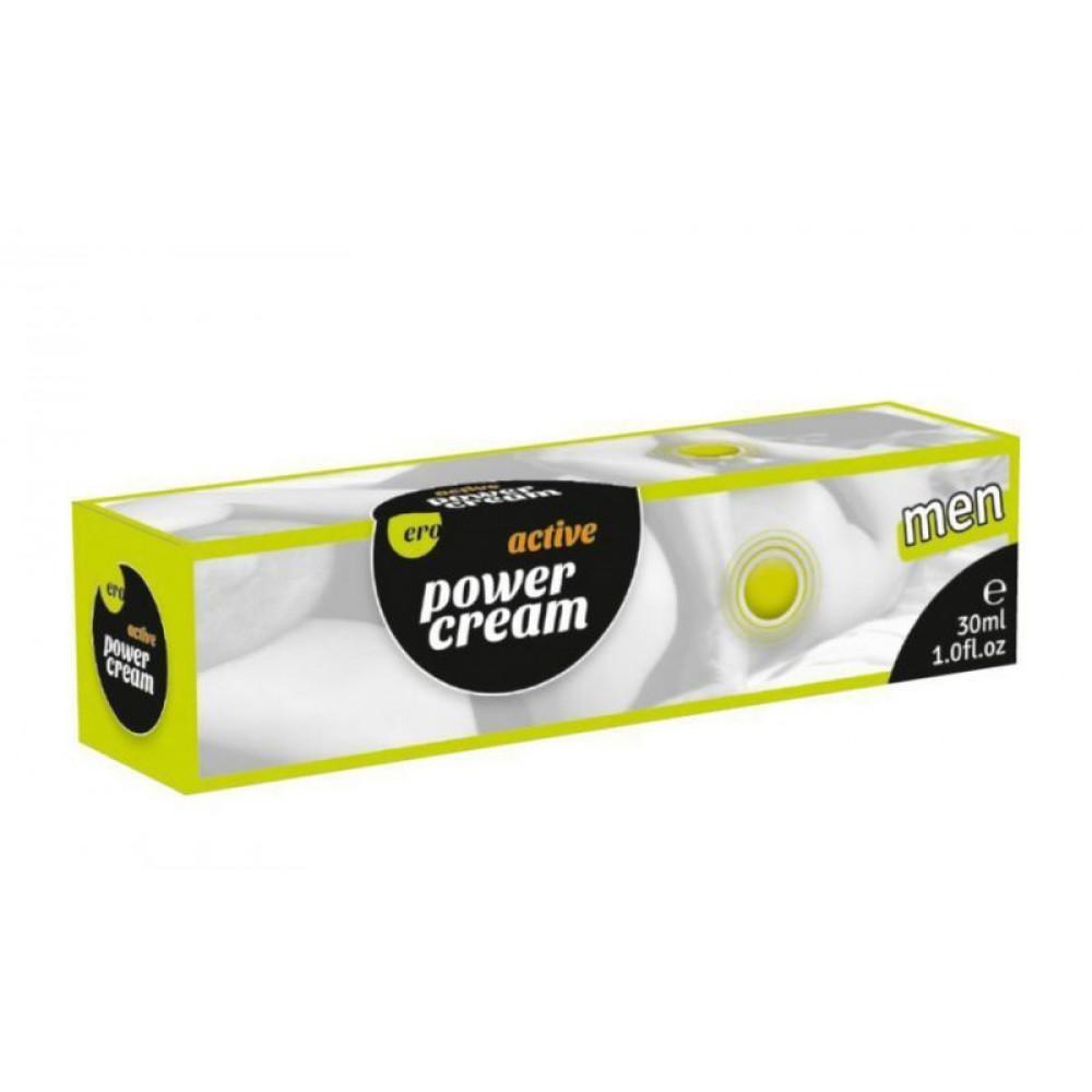 Мужские возбудители - Возбуждающий крем для мужчин ERO Active Power Cream, 30 мл