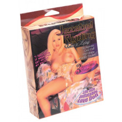 Секс кукла Jezebel Ryding: Unique Straddle Position