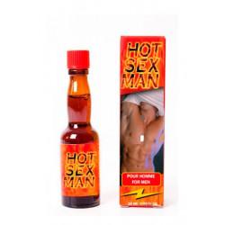 Возбуждающие капли для мужчин HOT SEX FOR MAN