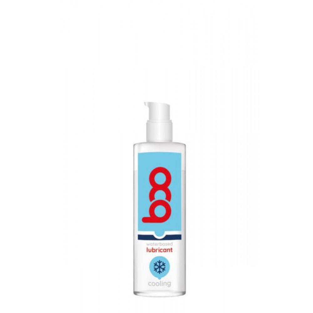 Смазка на водной основе - Лубрикант BOO WATERBASED LUBRICANT COOLING 50ML