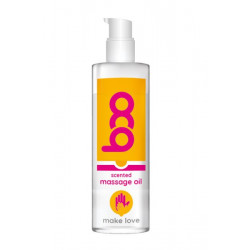 Массажное масло BOO MASSAGE OIL MAKE LOVE SCENTED, 150 мл