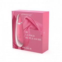 Бесконтактный Клиторальный Стимулятор Womanizer Premium, Pink