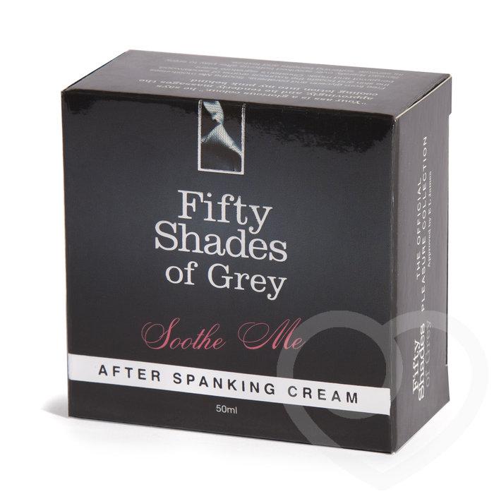 50 оттенков серого - Успокаивающий крем после порки УТЕШЬ МЕНЯ, Fifty Shades of Grey 1