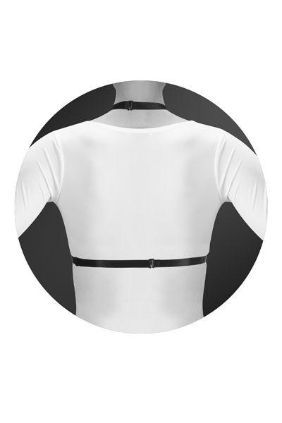 Одежда для БДСМ - Портупея Bijoux Pour Toi - CLARA 1