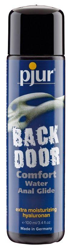 Анальные смазки и смазки для фистинга - Анальная смазка на водной основе pjur backdoor Comfort water glide 100 мл