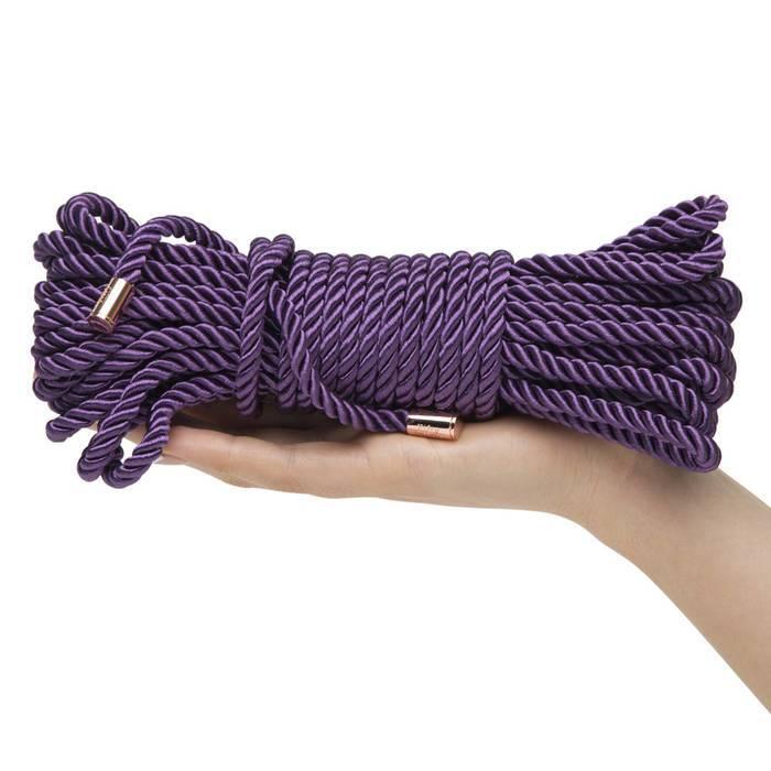 БДСМ наручники - Верёвка для связывания ХОЧЕШЬ ПОИГРАТЬ? Fifty Shades Freed 2