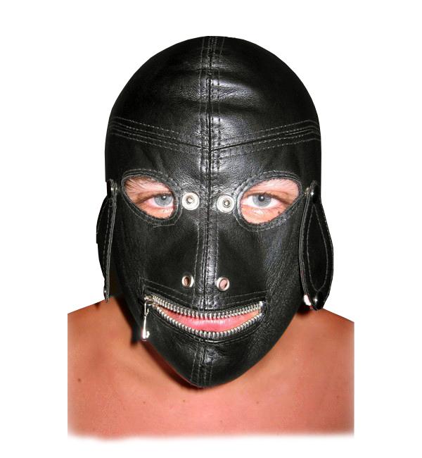 БДСМ игрушки - Маска шлем