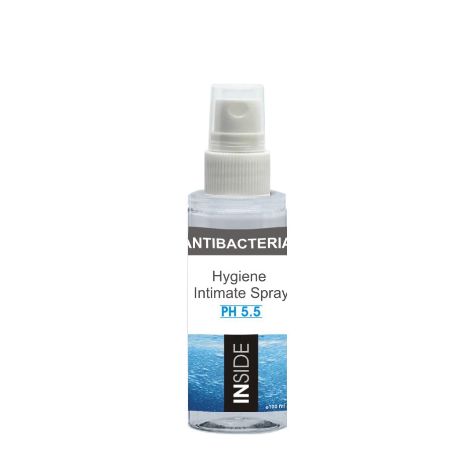 Для интимной гигиены - Антибактериальный тоник для интимных зон Inside Hygiene Intimate, 100 мл