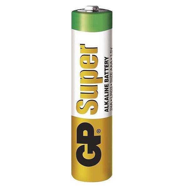 Батарейки - Батарейка GP Super 24 AAA