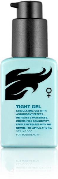 """Женские - Увлажняющий гель с эффектом сужения влагалища """"Tight gel"""", 50 мл"""